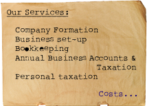 All the accounting services you'd expect